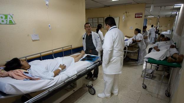 Inegi: más de 32 millones de trabajadores no tienen acceso a servicios de salud