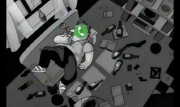 WhatsApp reporta fallas en algunas partes del mudo