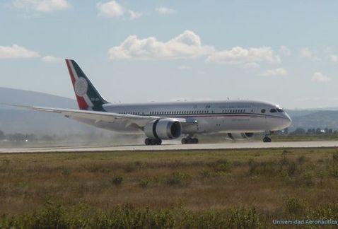 Compra de avión presidencial fue irregular: Auditoria