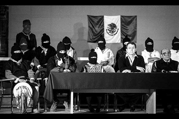 Los Acuerdos de San Andrés Larráinzar, a 21 años de su firma e incumplimiento