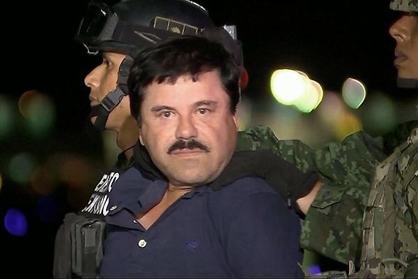 Chapo gana suspensión de extradición a los EU