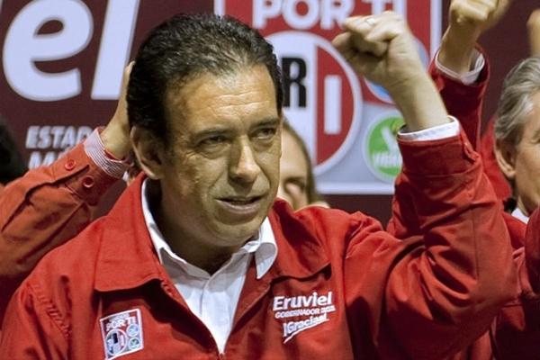 """Peña Nieto operó libertad de Moreira con miembro de la Judicatura: """"El País"""""""