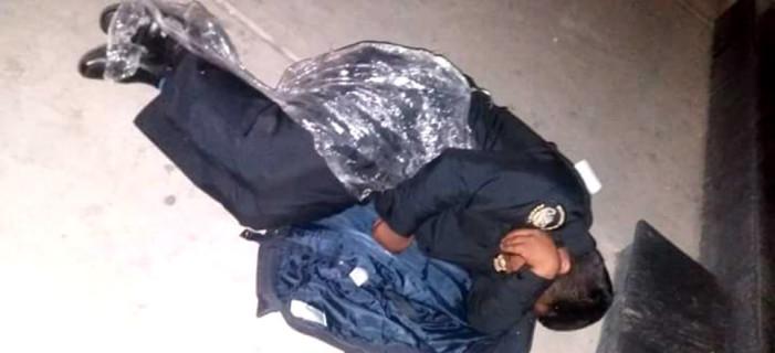 Policías sufren exceso laboral por visita de Francisco