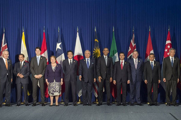 México ratificará TPP a finales de 2016; incertidumbre en otros países