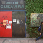 Ocupación anómala del auditorio Che Guevara