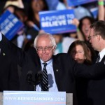 Bernie Sanders promete ser azote del poder establecido