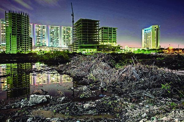 Suspenden definitivamente obras en Tajamar