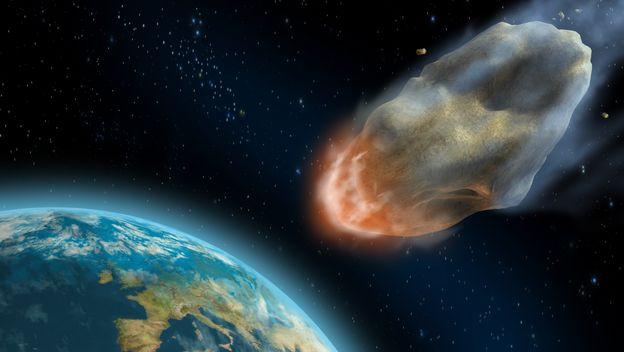 Asteroide se acerca a la Tierra: NASA