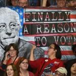 Bernie Sanders sigue en la pelea por la nominación presidencial