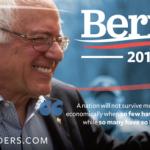 Sanders 20 puntos arriba de Clinton en New Hampshire