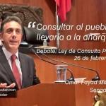 ¿Recuerdan la Ley Fayad? Su autor, candidato del PRI a gubernatura de Hidalgo