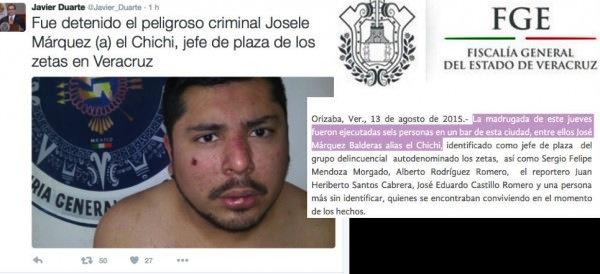 """Gobierno de Duarte arma montaje, primero mata a criminal y luego lo """"detiene"""""""