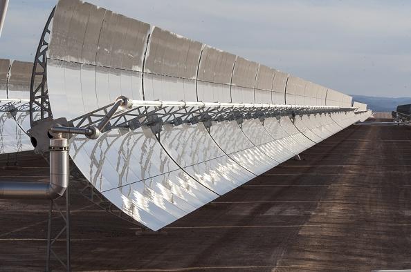 Marruecos crea la planta de energía solar más grande del mundo
