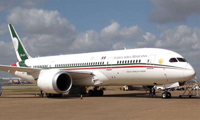 Estado Mayor Presidencial niega a Morena visita a nuevo avión de Peña