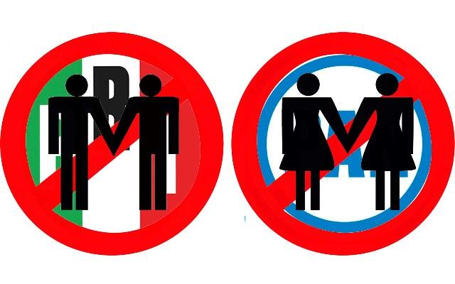 PRI y PAN presentan iniciativa contra matrimonios gay
