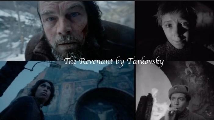 'The Revenant': ¿Homenaje o plagio a Tarkovsky? por parte de Iñárritu