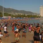 ¿Sabes si tus vacaciones serán en una de las playas más sucias de México?
