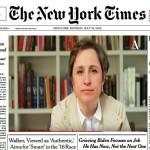 New York Times ofrece espacio y proyecto a Carmen Aristegui