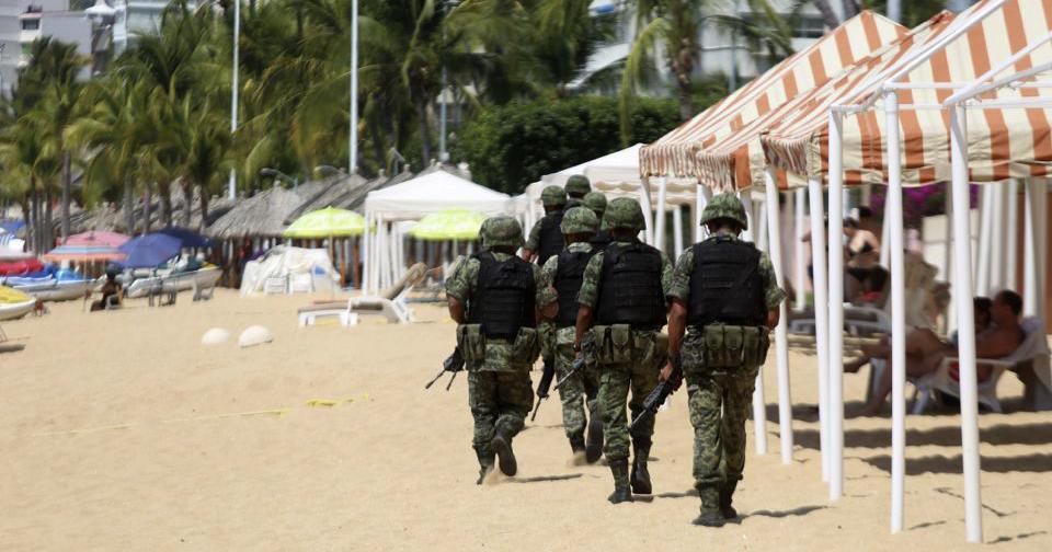 Acapulco, 18 muertos en Semana Santa