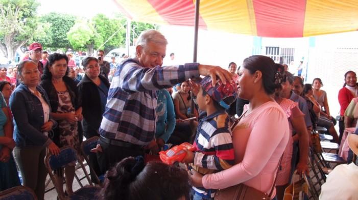 Injusto que México tenga 14 multimillonarios y 80 millones de pobres: AMLO