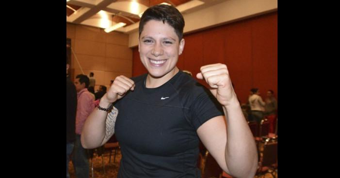 Mexicana: primera en ganar el cetro del Consejo Mundial de Boxeo