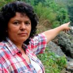 Narcos, políticos y empresarios, detrás del asesinato de Berta Cáceres