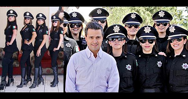 """Disuelven unidad de policía femenina que utilizaban como """"edecanes"""""""