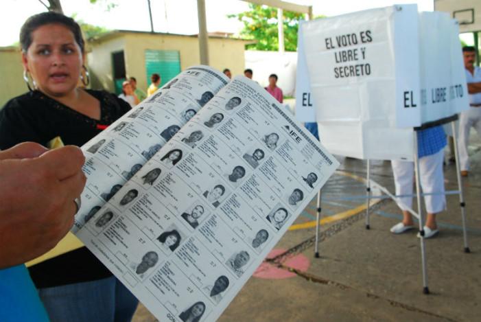 44.9 millones de mexicanos convocados a votar en 14 estados