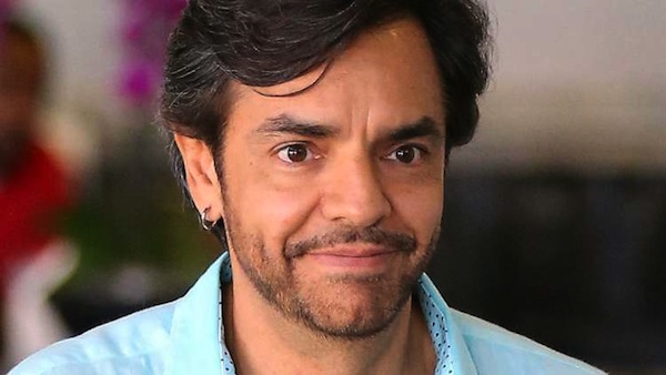 Eugenio Derbez va contra Donald Trump