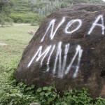 La minería no es progreso, aseguran pobladores de Mixtepec, Oaxaca