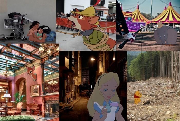 Disney hace creer que 'los ricos tienen problemas y los pobres son felices'
