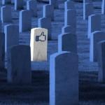 Facebook se convertirá en el cementerio más grande del mundo en 82 años