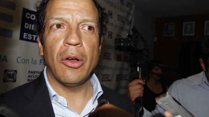 Ex Director de IEEPO desvía 365 millones de pesos, lo buscan para resarcir el daño