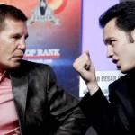 Julio César Chávez señala que su hijo debería retirarse del boxeo