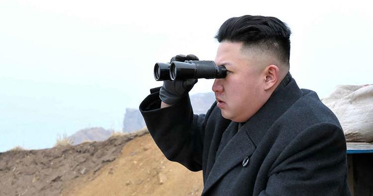 kim jong un Submarino norcoreano desaparece bajo la mirada de EU