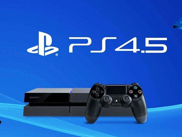 Sony prepara nueva PlayStation 4.5