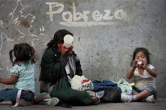 Mientras en América Latina la pobreza disminuye, en México aumenta
