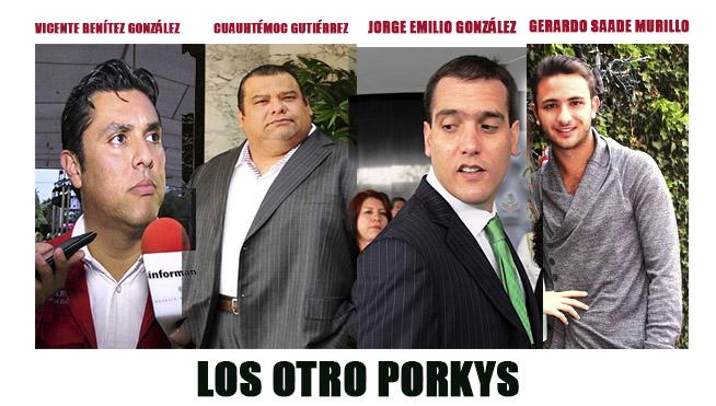 """Otros """"Porkys"""" de la política que violentan y abusan de mujeres"""