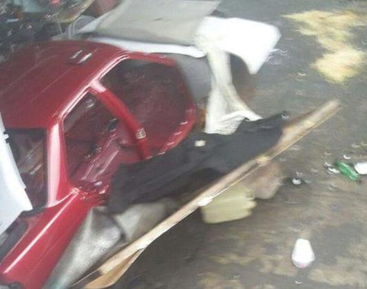 Postergan un día rescate de auto para usar dron y lo desmantelan