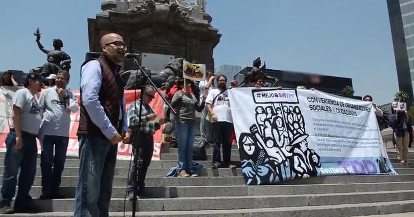 Inicia Jornada Internacional de Movilización contra el TPP
