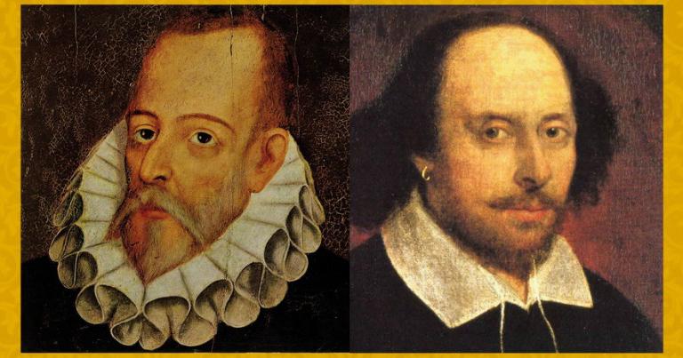 Aprende los insultos de Shakespeare y Cervantes este día del libro