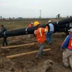 Frente de Pueblos de Atenco detiene obras de autopista del nuevo aeropuerto
