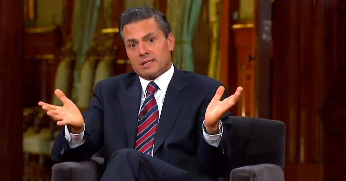 Colectivos de activistas de Europa rechazan la gira de Peña Nieto