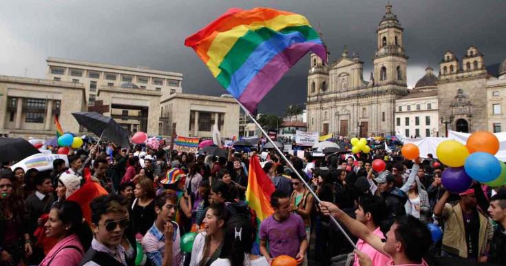 Colombia aprueba el matrimonio igualitario gay diversidad sexual