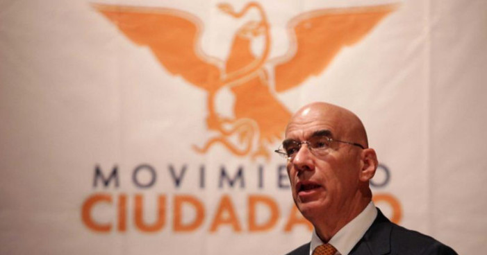 Movimiento Ciudadano rechaza apoyo a Delfina Gómez