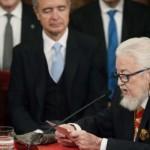"""Fernando del Paso denuncia el """"Estado totalitario en México"""""""