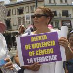 Directora del Instituto Veracruzano de las Mujeres frenó la Alerta de Violencia de Género
