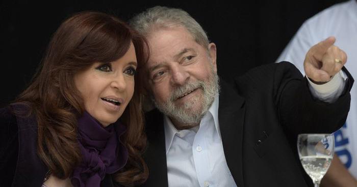 El miedo a Kirchner y Lula da Silva