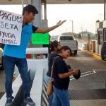 Familiares de trabajadores fallecidos en Pajaritos botean para funerales