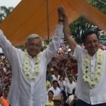 Yunes Linares cae 30% en preferencias por campaña de AMLO en Veracruz